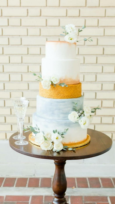 unique nontraditional Wedding Cake Bakery Dallas NC Belmont NC Gastonia NC